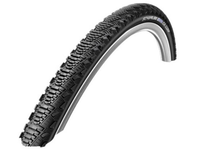 "SCHWALBE CX Comp Active Tyre 28"" K-Guard SBC wire"